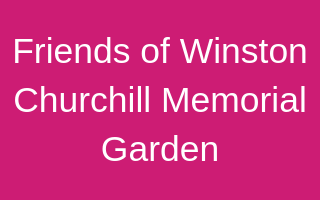 Friends of Winston Churchill Memorial Garden/Honeybourne Line