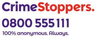 Crimestoppers Gloucestershire