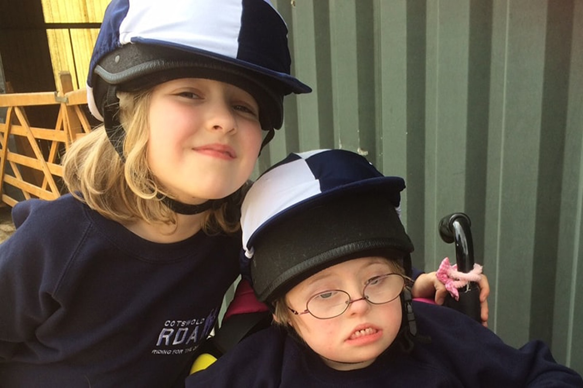 Cotswold Riding for the Disabled Association (RDA)